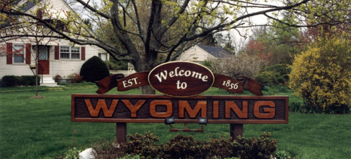 home - town of wyoming